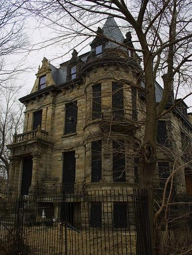 haunted houses halloween spooky scary haunting ghosts spirits