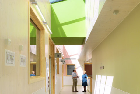 healthcare design hospital