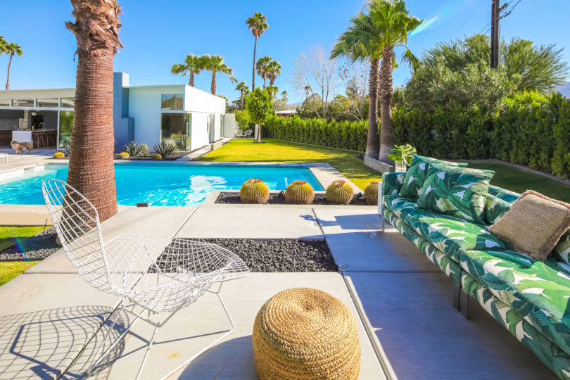 A Palm Springs Mid-Century Modern Home Gets Lovingly Restored ...