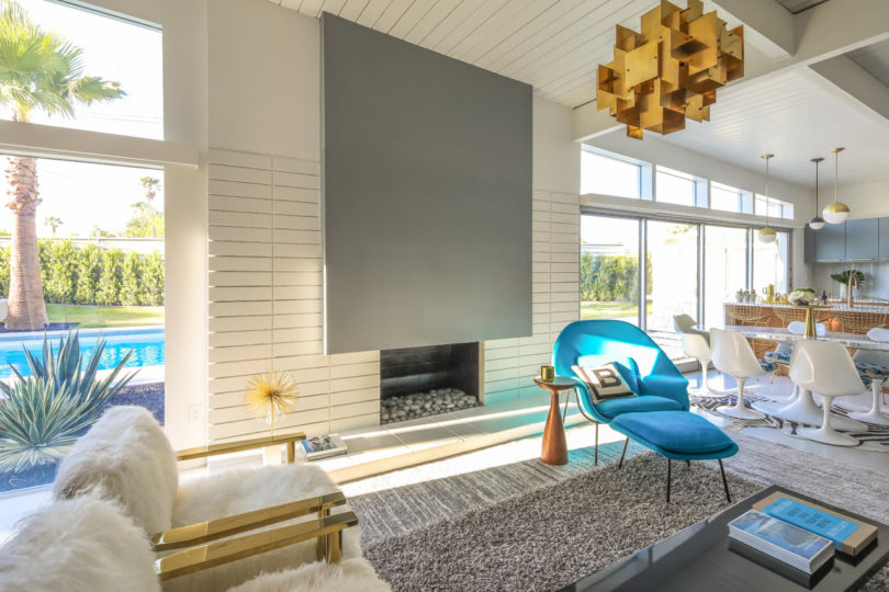 Tasked With Bringing One Of The Alexander Mid Century Modern Homes Back To  Life, Michelle Boudreau Achieved That While Also Updating It For Modern  Times.